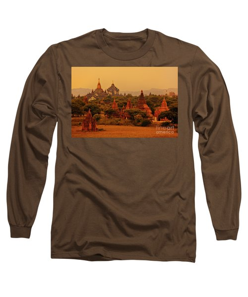 Burma_d2136 Long Sleeve T-Shirt