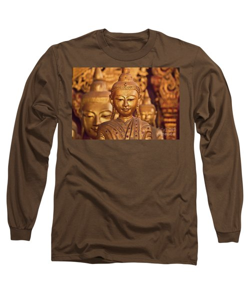 Burma_d579 Long Sleeve T-Shirt
