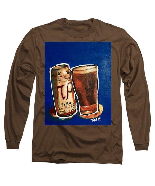 Burning Brothers Long Sleeve T-Shirt