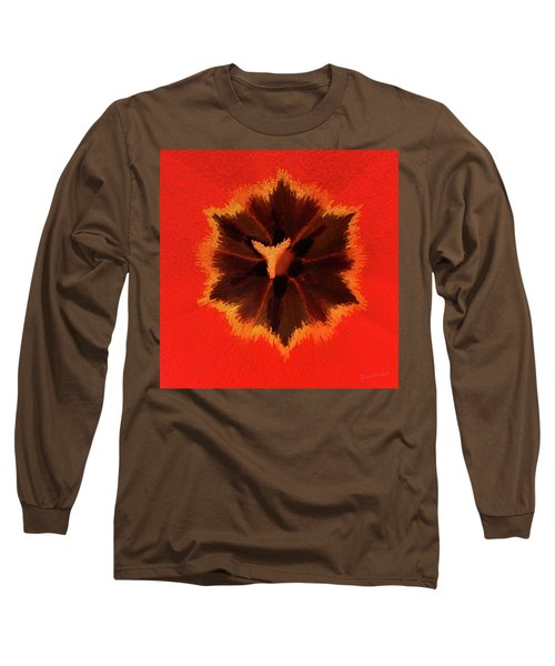 Bursting Long Sleeve T-Shirt