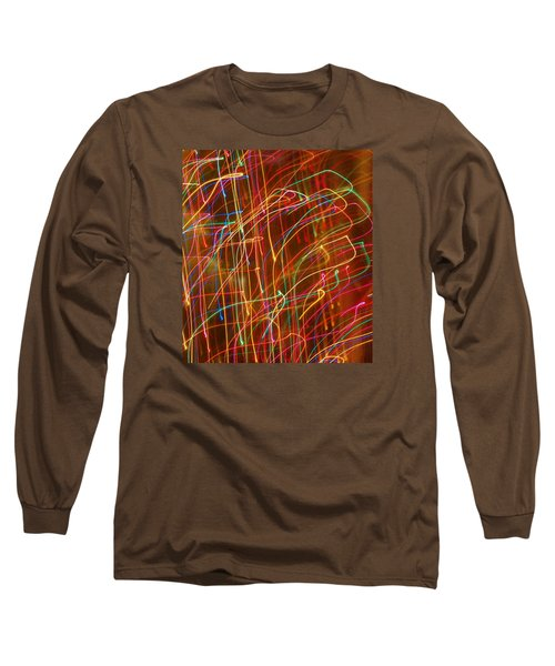 Long Sleeve T-Shirt featuring the photograph Bursting With Colors by Ramona Whiteaker