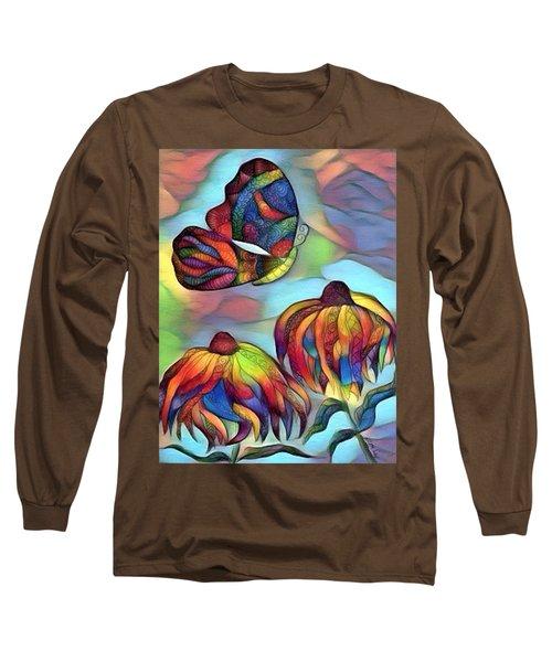 Butterflies For Children 1 Long Sleeve T-Shirt