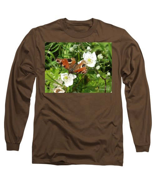 Butterflower Long Sleeve T-Shirt