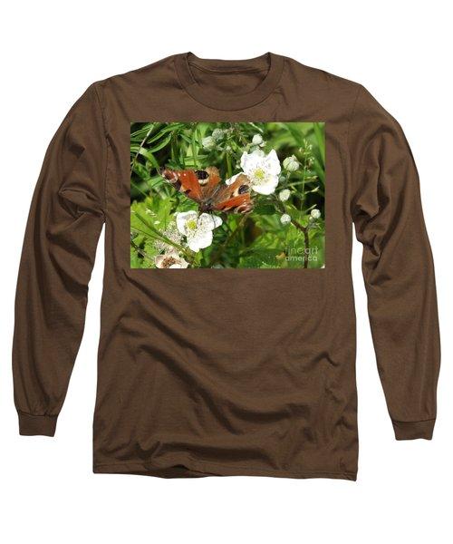 Butterflower Long Sleeve T-Shirt