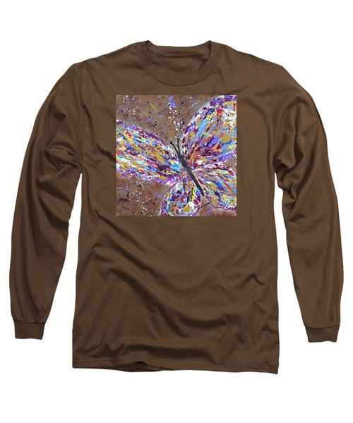Butterfly Magic Long Sleeve T-Shirt