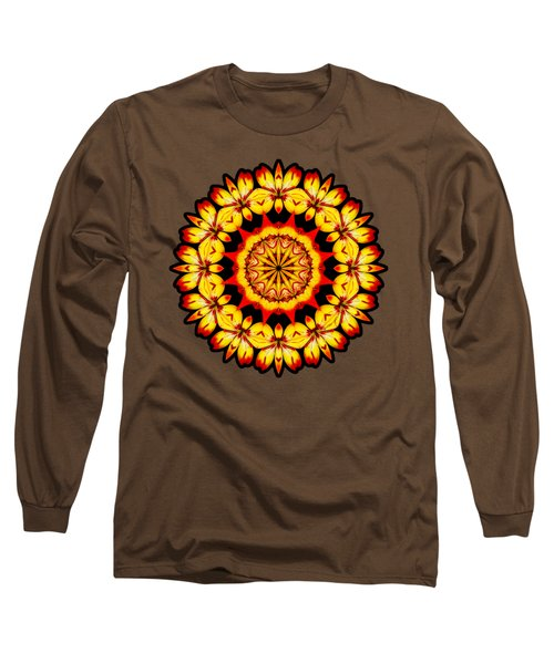 Butterfly Sun Long Sleeve T-Shirt