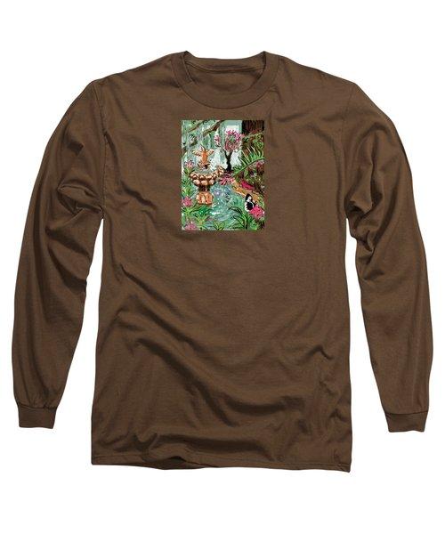 Butterfly World Long Sleeve T-Shirt