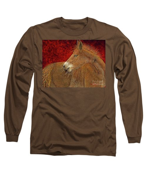 Butterscotch Long Sleeve T-Shirt