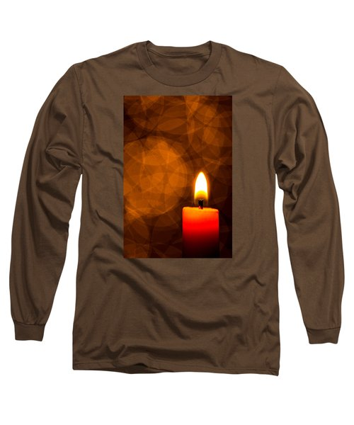 By Candle Light Long Sleeve T-Shirt