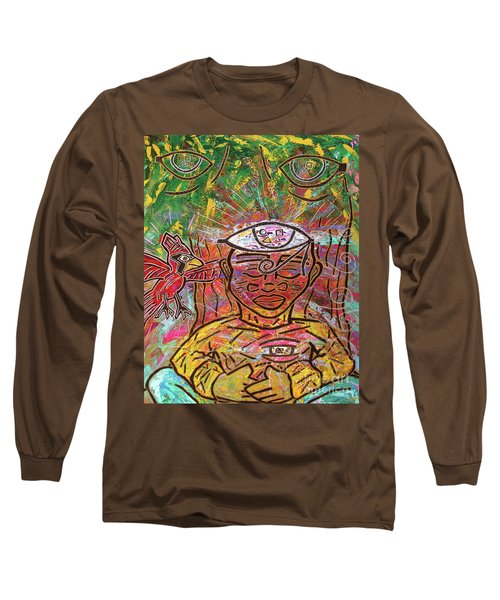 By The Bodhi Tree Long Sleeve T-Shirt