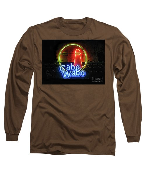 Cabo Wabo Long Sleeve T-Shirt