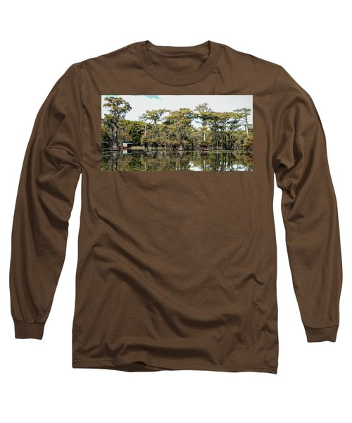 Caddo Bayou Long Sleeve T-Shirt