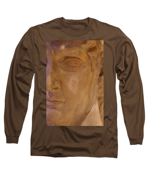 Caesar Long Sleeve T-Shirt by Cynthia Powell