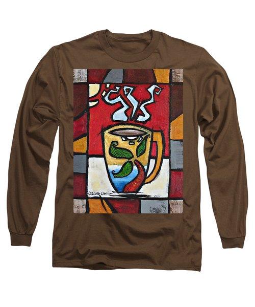 Cafe Palmera Long Sleeve T-Shirt