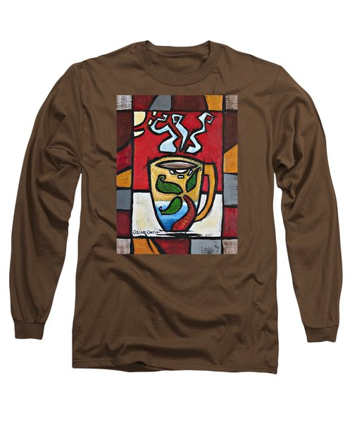 Cafe Palmera Long Sleeve T-Shirt