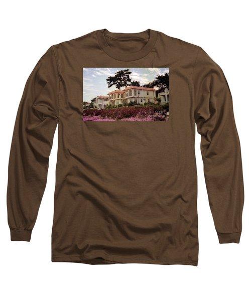 California Coastal Hotel Long Sleeve T-Shirt