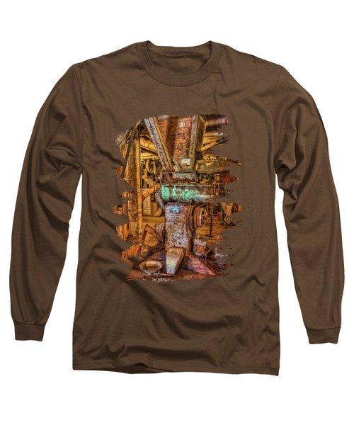 California Pellet Mill Co Long Sleeve T-Shirt