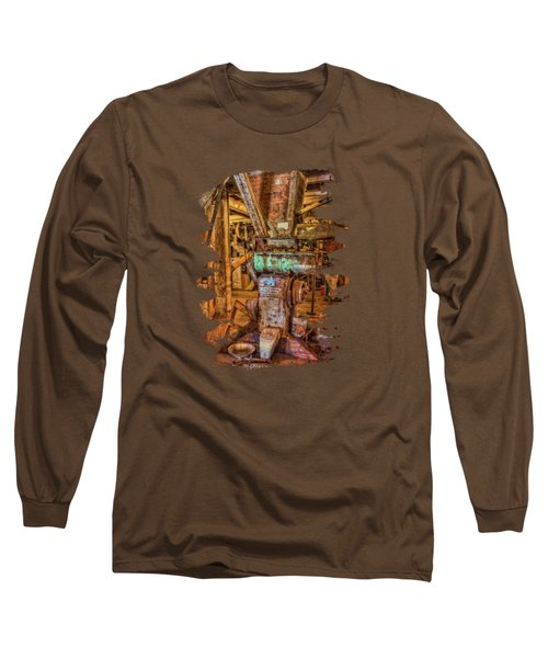 California Pellet Mill Co Long Sleeve T-Shirt