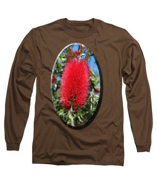 Callistemon - Bottle Brush T-shirt 2 Long Sleeve T-Shirt