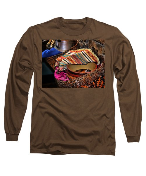Camelback 8849 Long Sleeve T-Shirt by Sylvia Thornton