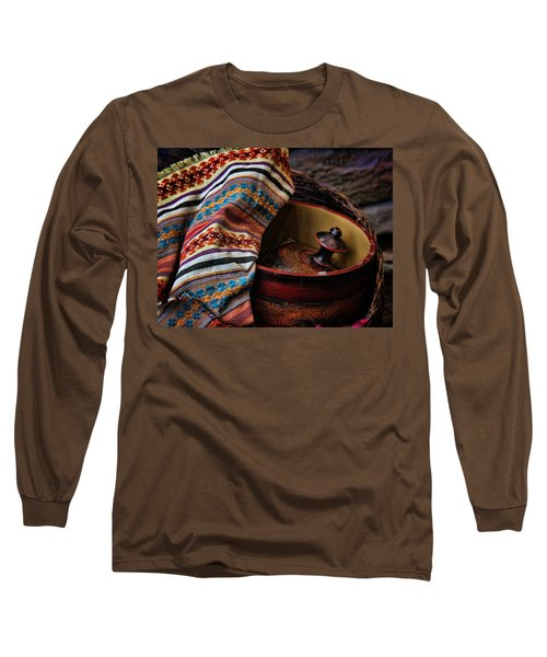 Camelback 8851 Long Sleeve T-Shirt by Sylvia Thornton