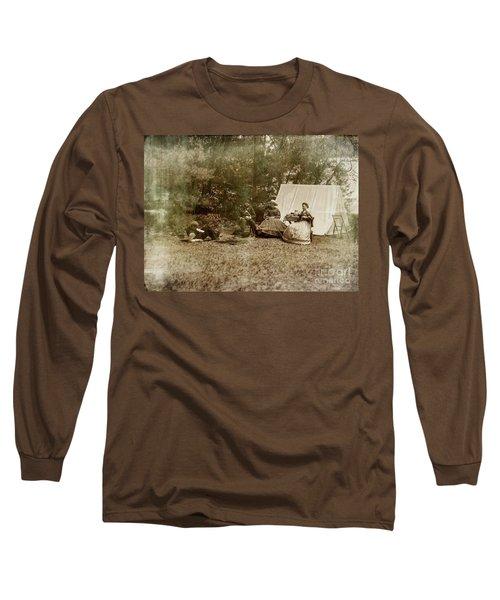 Camp Life Long Sleeve T-Shirt