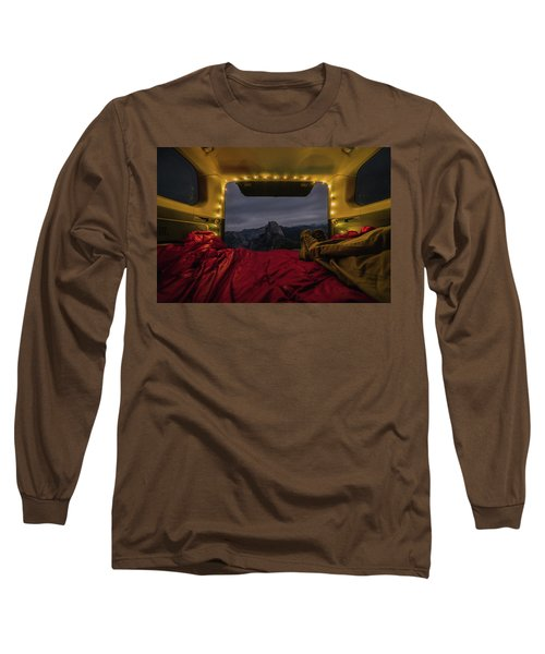 Camping Views Long Sleeve T-Shirt