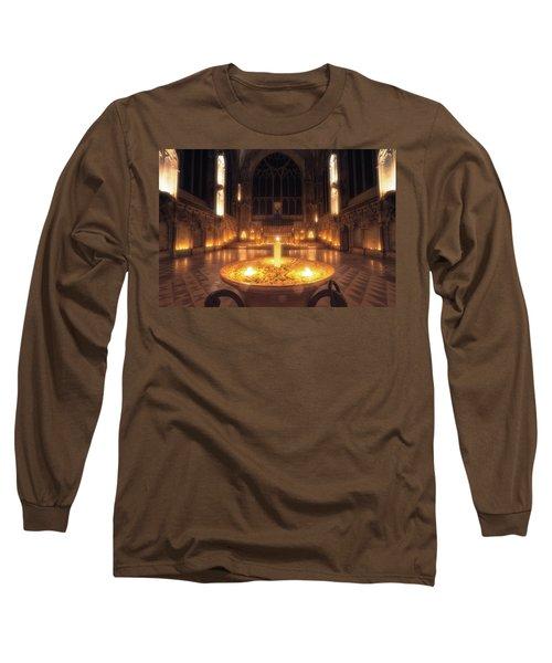 Candlemas - Lady Chapel Long Sleeve T-Shirt