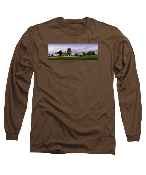 Canterbury Shaker Village Nh Long Sleeve T-Shirt