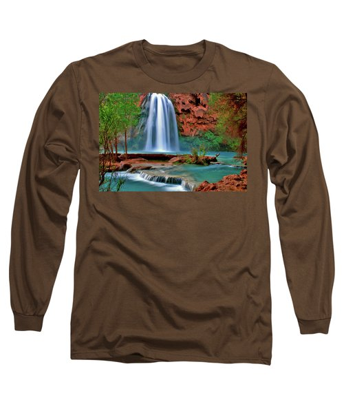 Canyon Falls Long Sleeve T-Shirt