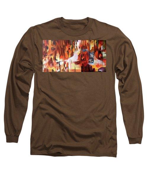 Canyon Walls Long Sleeve T-Shirt