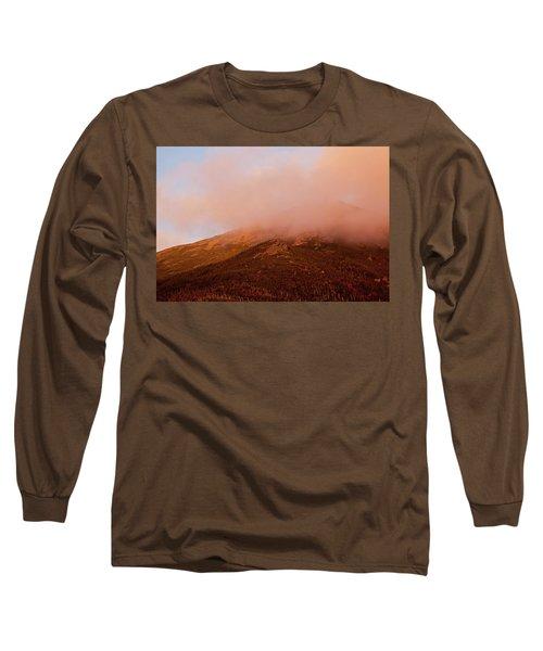 Caps Ridge Sunset Long Sleeve T-Shirt