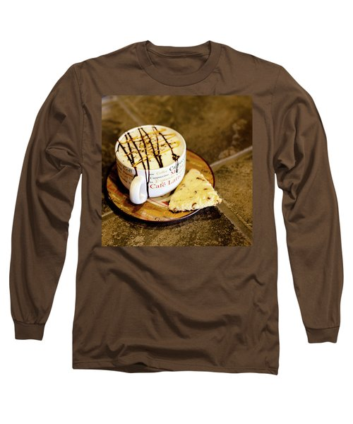 Caramel Macchiato Long Sleeve T-Shirt