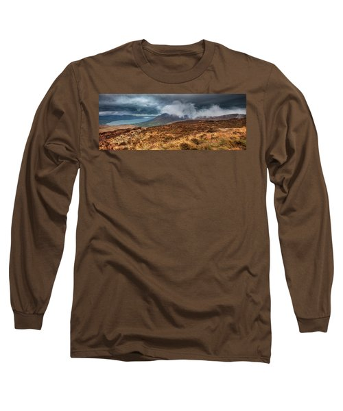 Carlingford Lough Long Sleeve T-Shirt by Marty Garland