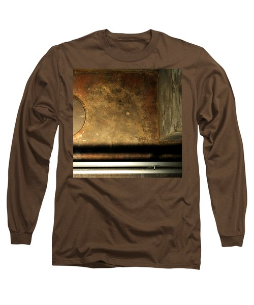 Carlton 13 - Abstract From The Bridge Long Sleeve T-Shirt