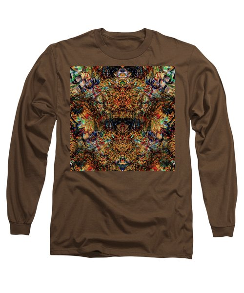 Carnival Funhouse Long Sleeve T-Shirt