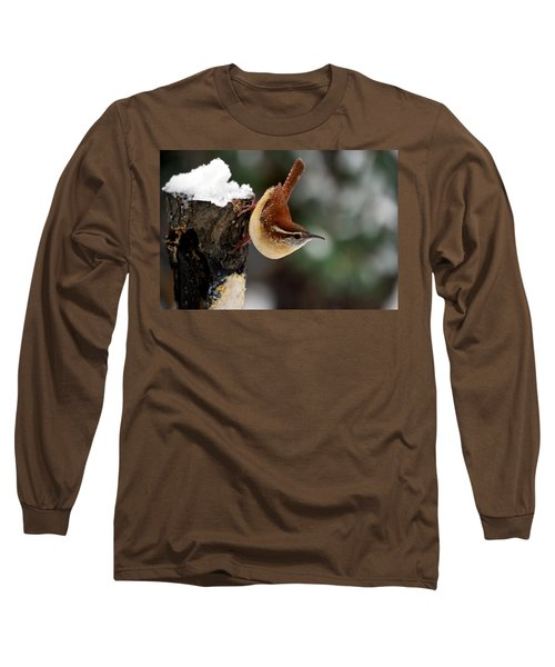 Carolina At The Suet Post Long Sleeve T-Shirt