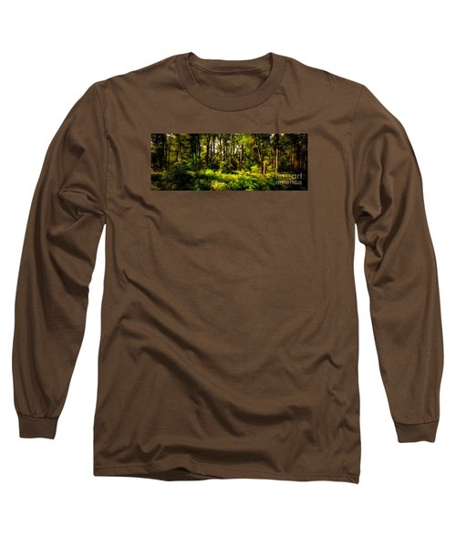 Carolina Forest Long Sleeve T-Shirt by David Smith