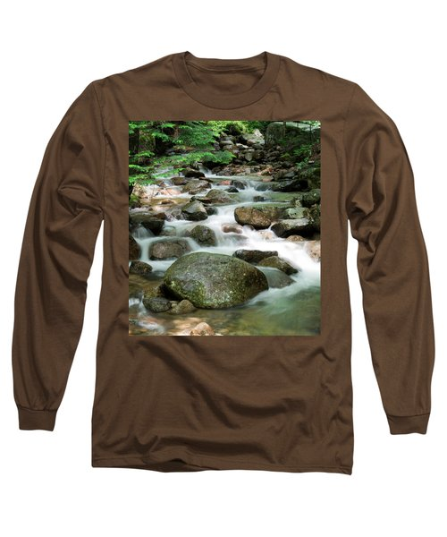 Cascading Water Long Sleeve T-Shirt