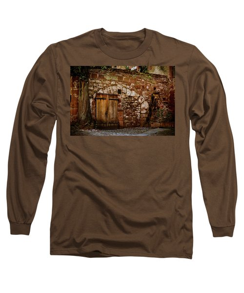 Castle Doors Long Sleeve T-Shirt