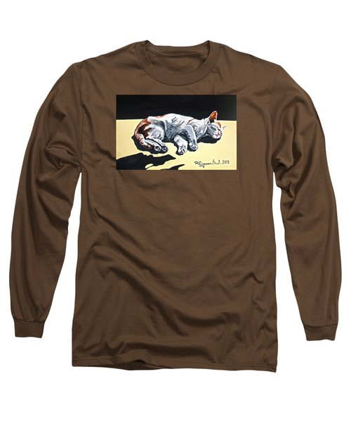 Cat-1 Long Sleeve T-Shirt
