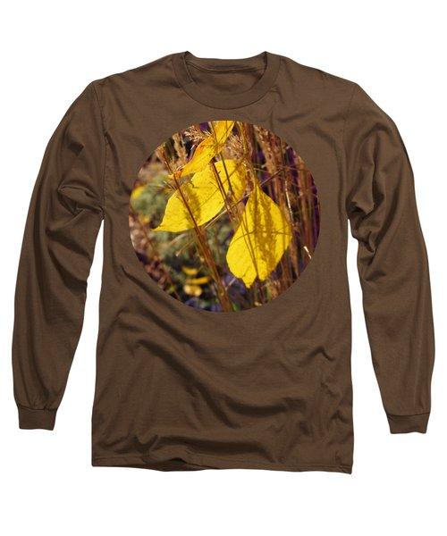 Catching Some Gold Long Sleeve T-Shirt