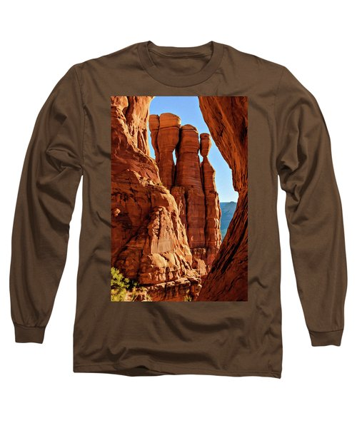 Cathedral 07-061 Long Sleeve T-Shirt