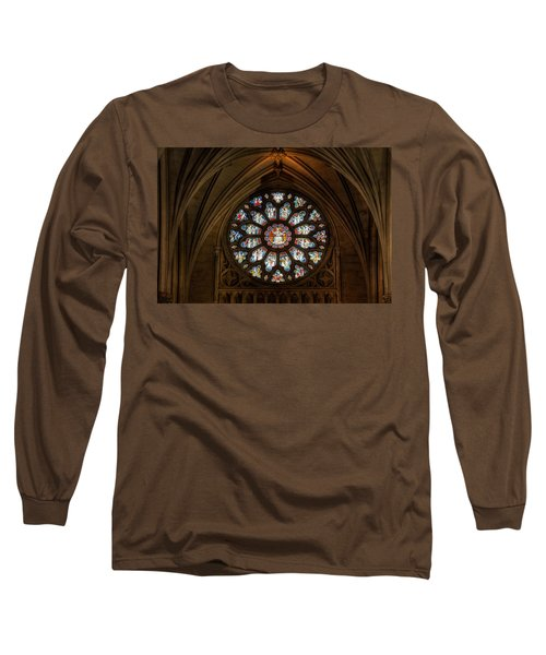 Cathedral Window Long Sleeve T-Shirt