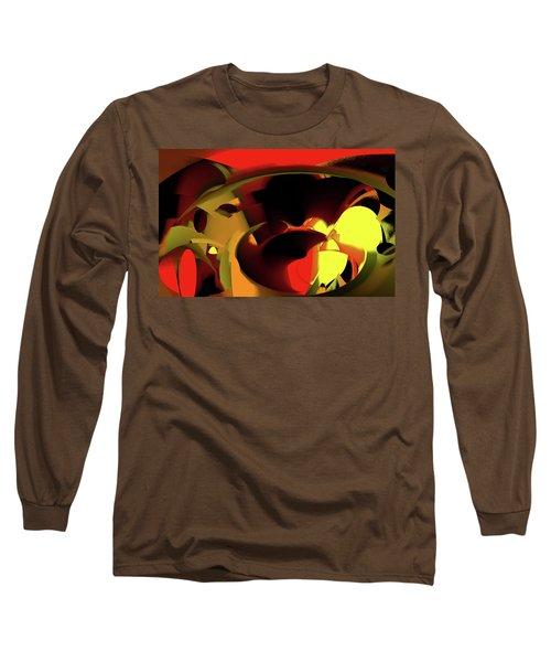 Caverns Long Sleeve T-Shirt