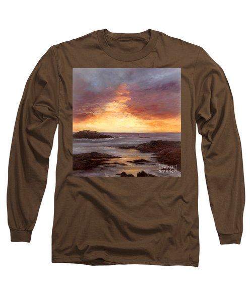 Celebration Long Sleeve T-Shirt by Valerie Travers