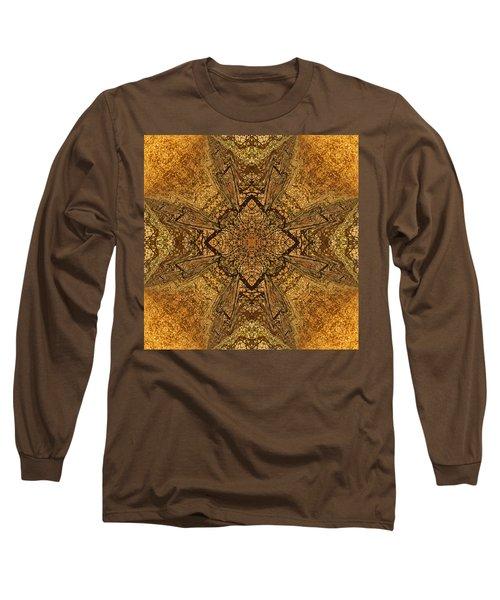 Celtic Mandala Abstract Long Sleeve T-Shirt