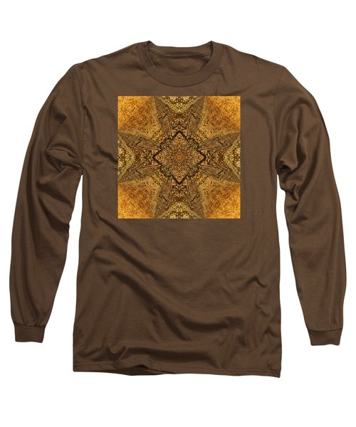 Celtic Mandala Abstract Long Sleeve T-Shirt