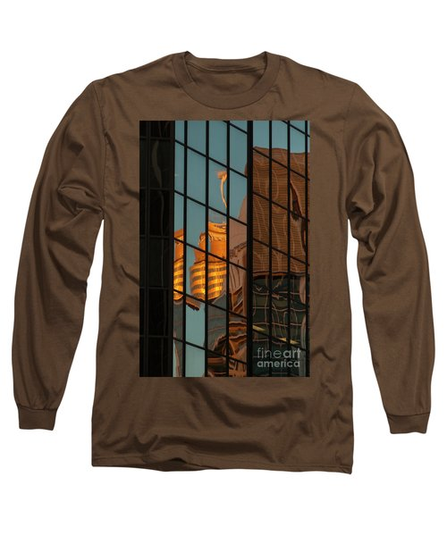 Centrepoint Hiding Long Sleeve T-Shirt by Werner Padarin