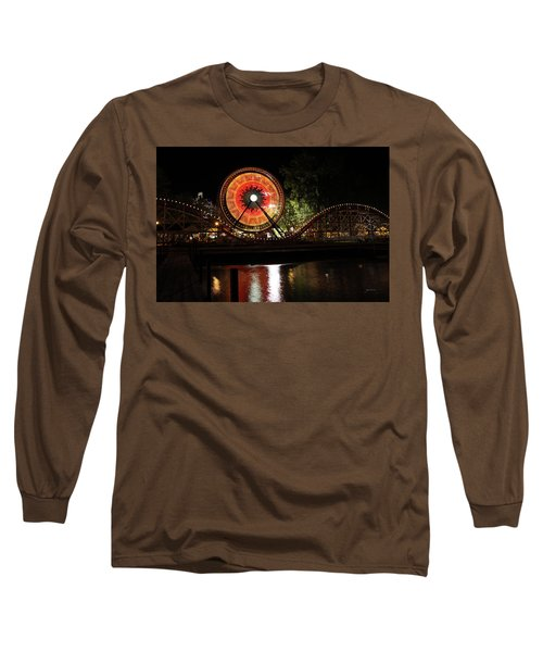 Century Wheel Long Sleeve T-Shirt